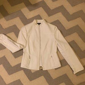 Worth NY white jacket